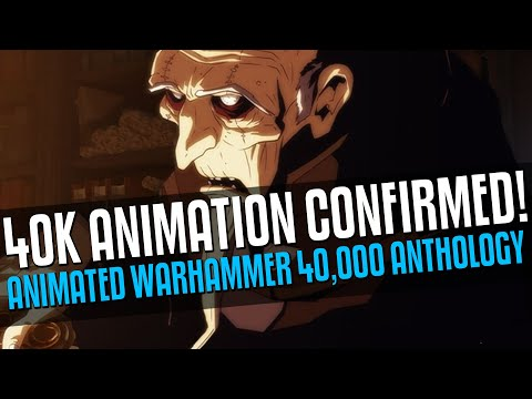New Warhammer Animation show CONFIRMED!
