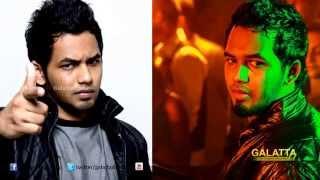 Aambala Single Track from December 1 | Galatta Tamil