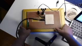 Build portable screen for laptop