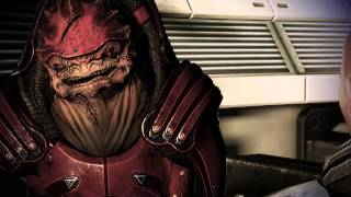 Mass Effect 3 - Saving the female Krogan and meeting Mordin