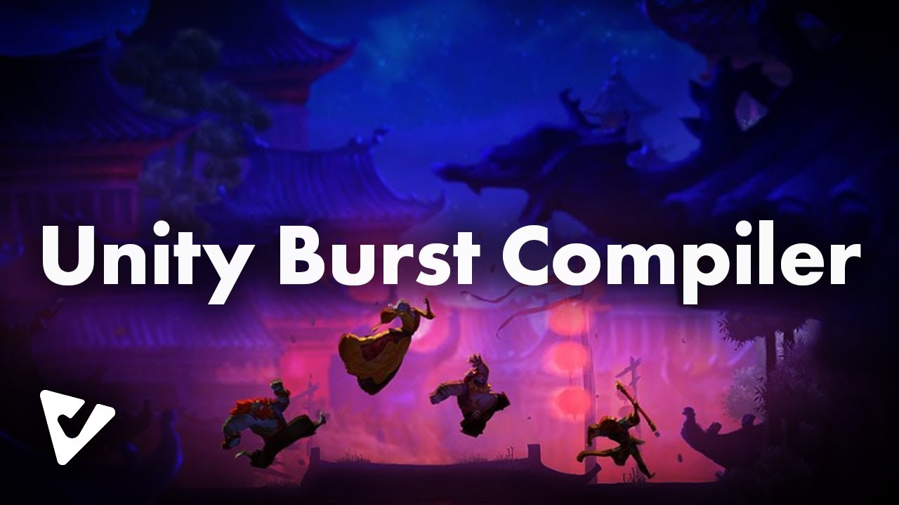 Unity Burst Compiler: Performance Made Easy • Infallible Code