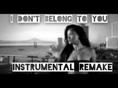 Keke Palmer | I Dont Belong to You INSTRUMENTAL