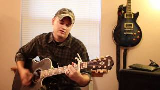 "Eli Young Band My ""Crazy Girl"" Cover Song - (Waylon Mills)"