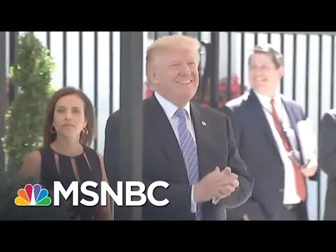President Donald Trump Could Reap $1 Billion Under His Tax Plan | The Last Word | MSNBC