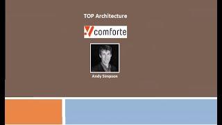 TOP Architecture - comforte