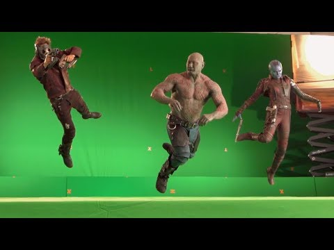Avengers: Infinity War: Thor, Iron Man & Guardians Behind the Scenes Movie Broll