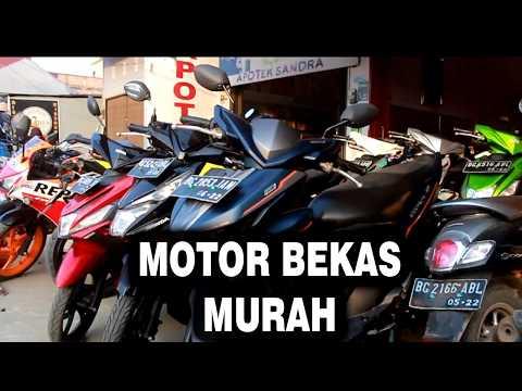 Dealer motor bekas murah berkualitas di Palembang