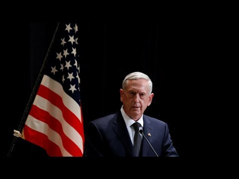 Download Youtube: US Defense Secretary Mattis attends ASEAN Defense Ministers Meeting