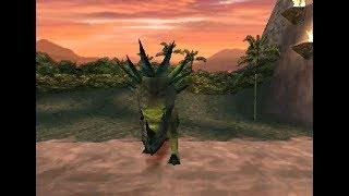 Warpath: Jurassic Park (PS1) Styracosaurus Arcade