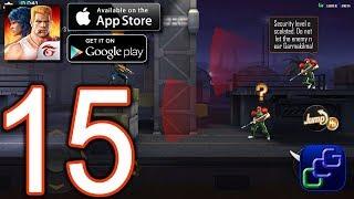 Garena Contra Return Android iOS Walkthrough - Part 15 - Elite2 Zombie Crisis, Ultimate Championship