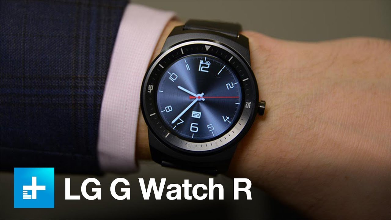 LG G Watch R Review - ...