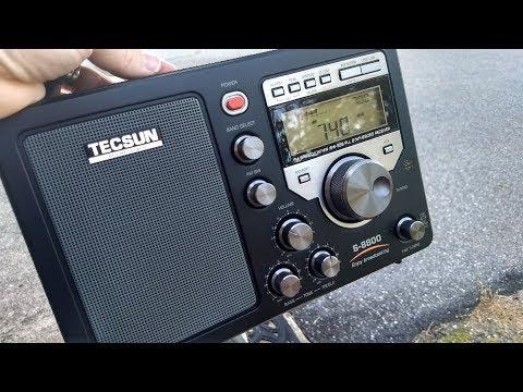 Mediumwave: Tecsun S-8800 v Digitech AR-1780 v CC Skywave v Panasonic RF-2200