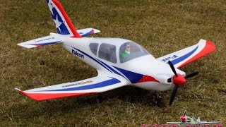 Video zum Testbericht der Roc Hobby Falcon von Staufenbiel
