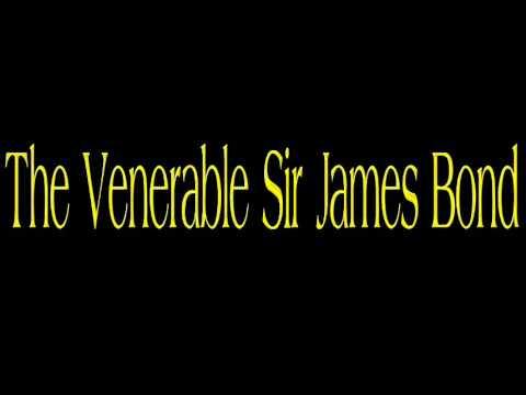 Burt Bacharach ~ The Venerable Sir James Bond