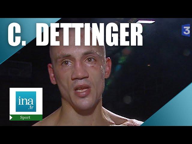 2008 : Quand  Christophe Dettinger était la prochaine vedette française de la boxe | Archive INA
