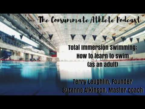 Total Immersion Swimming Founder Terry Laughlin and Master Coach Suzanna Atkinson