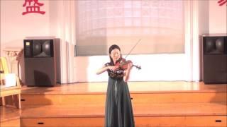 0221梨花女子恩典合唱團 小提琴演奏
