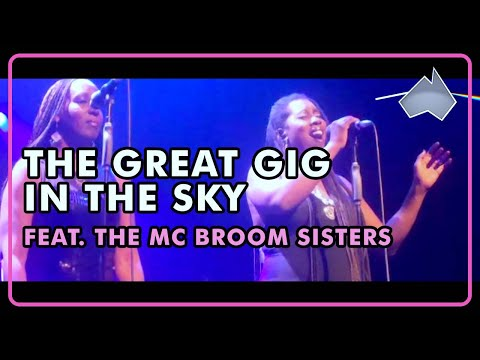Great Gig In the Sky - Australian Pink Floyd with Durga McBroom & Lorelei McBroom