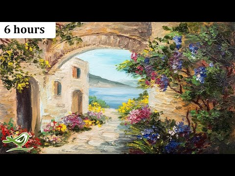 Relaxing Harp Music: Sleep, Meditation, Spa, Study | Instrumental Background Music ★50