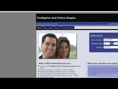 Free police officer dating site