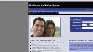 Online Dating Sites : About Police Officer Dating Sites