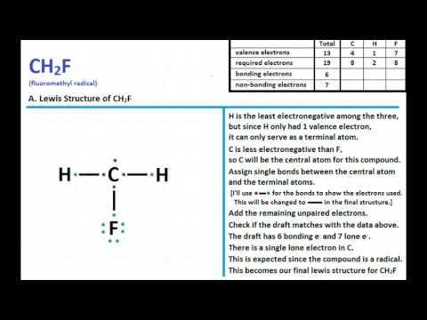 Ch2f Radical