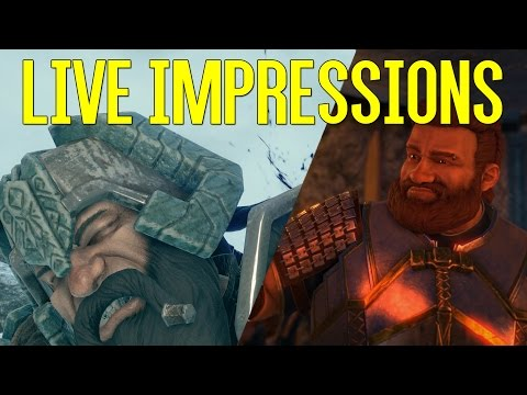 The Dwarves - Literally The Hobbit But Good | Gameplay & Live Impressions