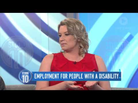 Employment For People With A Disability