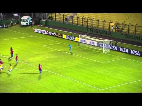Sudamericano Sub 20: show de goles de la fecha 3 del grupo B