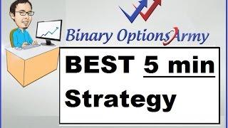 Best 5min Binary Options Trading Strategy
