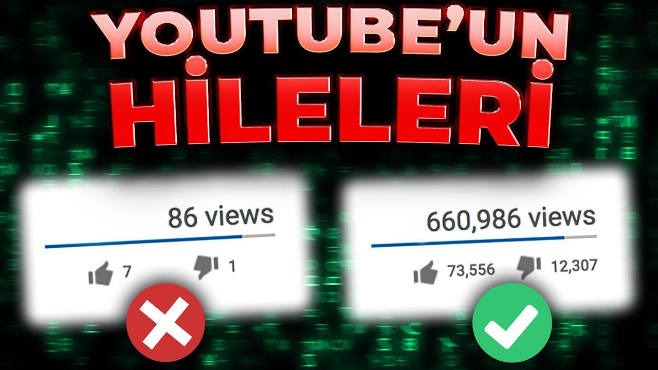BİR VİDEO NASIL 100.000 İZLENİR? 👨💻 Ünlü YouTuber Nasıl Olunur?