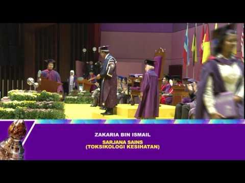 Konvokesyen USM ke 48 (20 September 2013) Sidang 2 (Part 1)