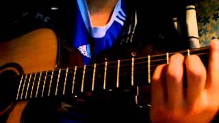 Hướng dẫn Guitar bài Trót Yêu (Trung Quân Idol)