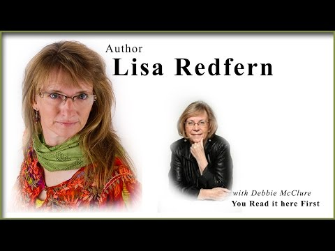I Interview Author/Artist Lisa Redfern