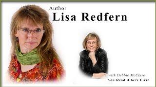 Lisa Redfern Author Interview - Haylee series