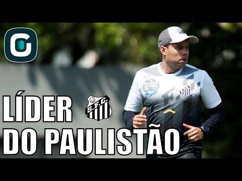 Santos Busca Terminar Como Líder Geral Do Paulistão- Gazeta Esportiva (07/03/18)
