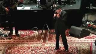 Hallelujah - Live by Leonard Cohen