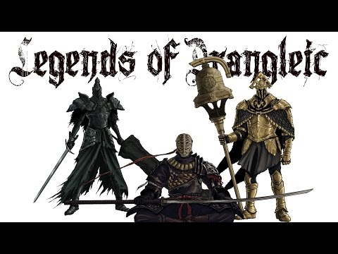 Dark Souls 2 Lore: Royal Knights of Drangleic