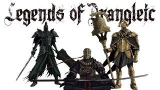 Dark Souls 2 Lore: Royal Knights of Drangleic