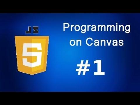 JavaScript Game programming on Canvas #1 - Basics