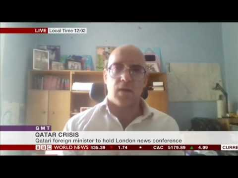 Hugh Miles interview on BBC World News 2017 07 05 11 00 04