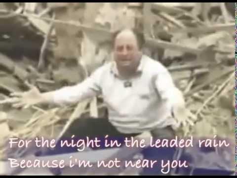 15 Jahre NATO-Bombardement Jugoslawiens - Lena Katina (t.A.T.u.)