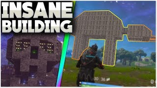 The Most INSANE CREATIONS In Fortnite!   Giant Skull   AT AT Walker!   [1]