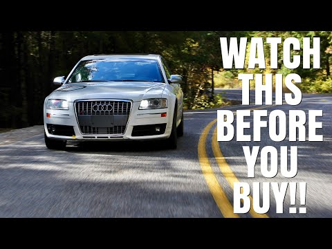 5 THINGS to Know BEFORE Buying a V10 AUDI S8