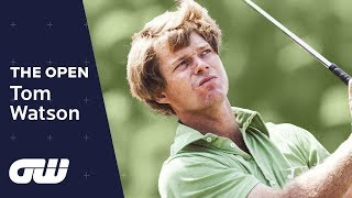 Tom Watson on His Open Championship Pedigree | Big Interview | Golfing World