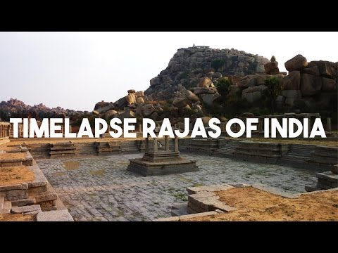 [60FPS] 120 Years of Conquest ! - CK2 Rajas of India Timelapse