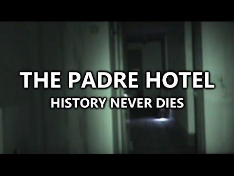 Barry Allen - Bakersfield's Historical Haunted Padre Hotel