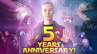 5 YEARS OF BATTLEFRONTUPDATES - Special Stream On Sunday!