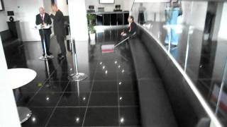 Walkthrough of Dreamcore Europe 2011 -- ground floor