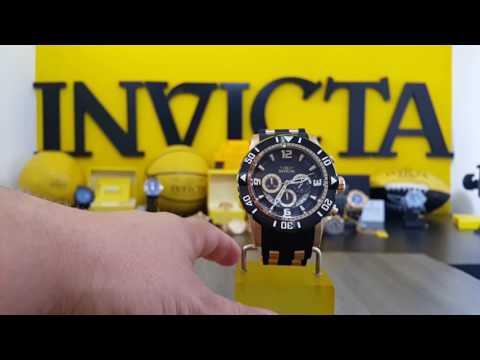 Relógio lançamento invicta pró diver 23702/www.lojadosrelogios/whatsapp 4196103639
